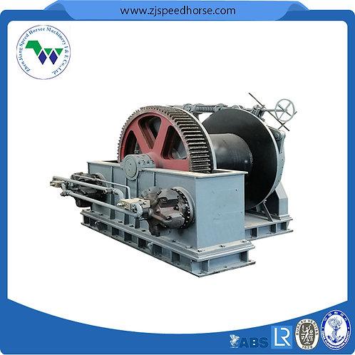 600kN Hydraulic Winch