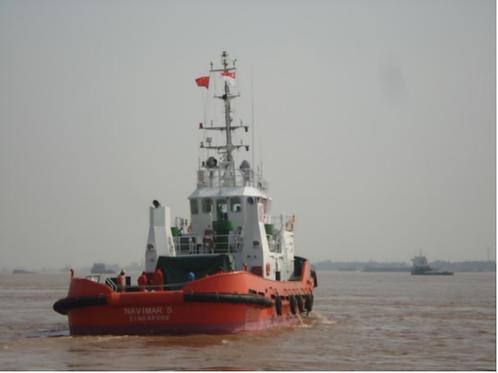 2400HP Tug Boat built in 2010