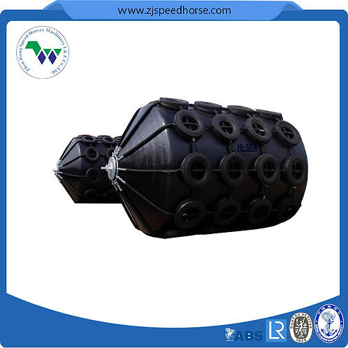 P Type Floating Rubber Fender