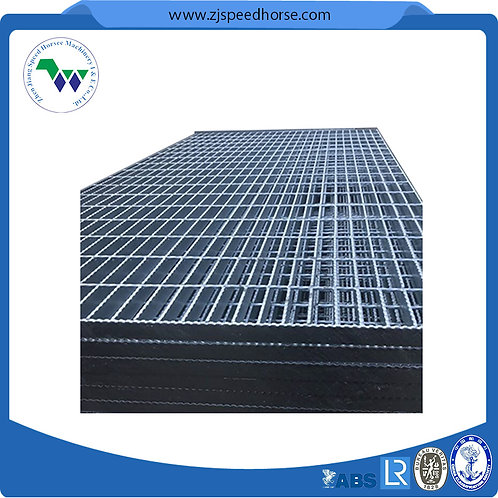 Toothed Steel Grid Plate