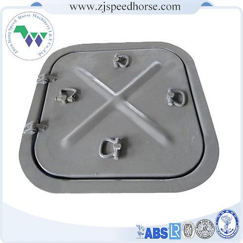 Aluminium Sunk Type Square Watertight Hatch Cover