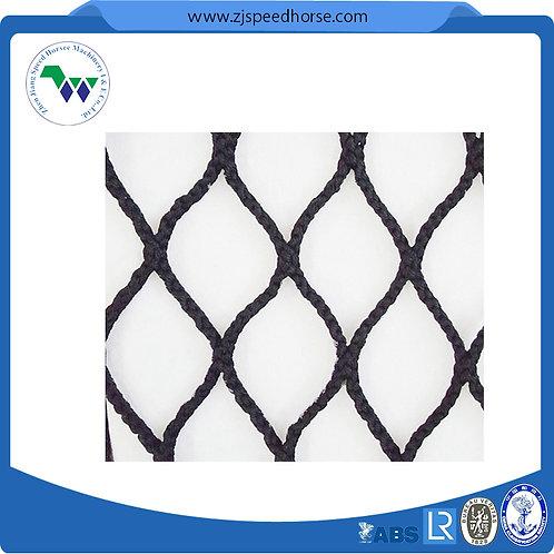 Knotless Fishing Net