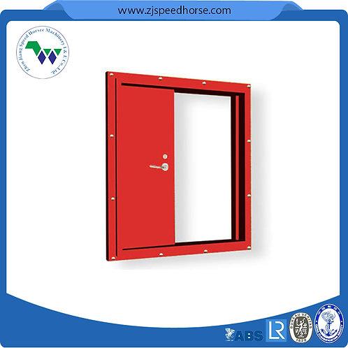 Class H-120 Double-leaf Fireproof Door
