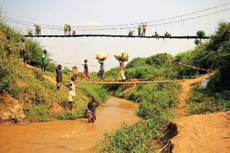 Building bridges in Rwanda