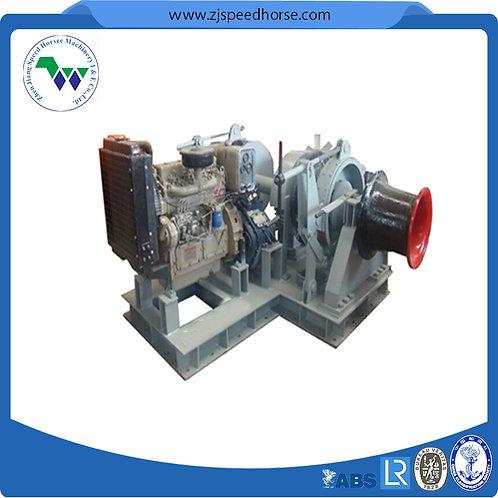 Diesel Warping Head Windlass