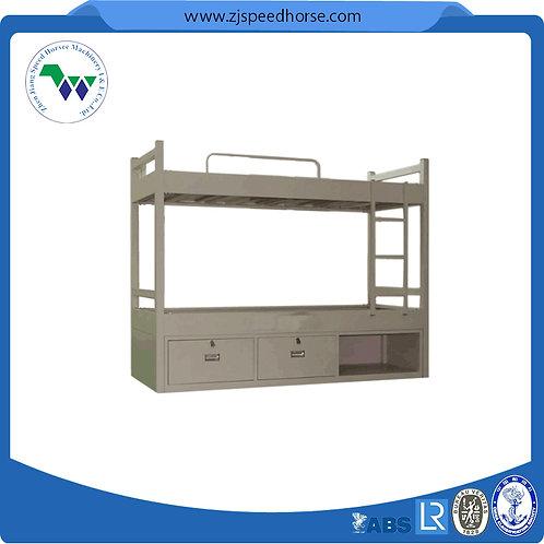 Marine Steel Double Bed