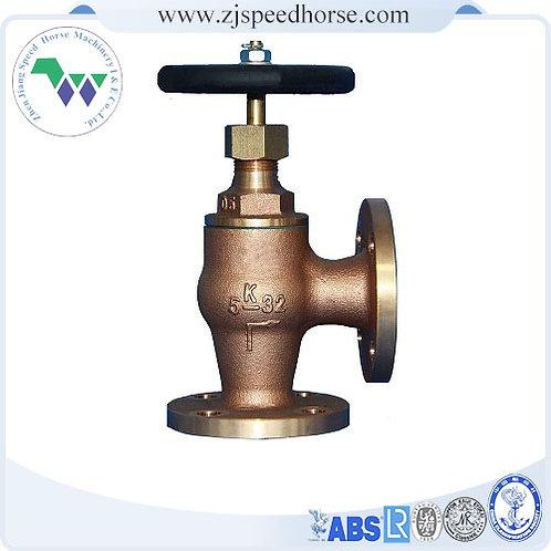 Bronze globe valve JIS F7302