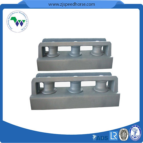 Closed Type Three-Roller Fairlead