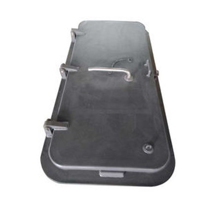 Boat Steel Single Handle Watertight Door