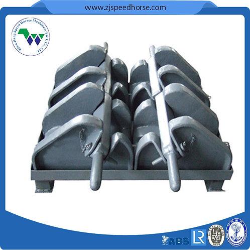JIS F2023 Roller Bar Type Chain Stopper