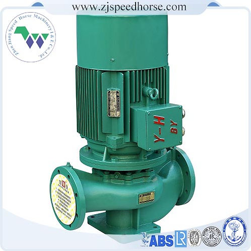 CISG Series Marine Vertical Single-stage Single-suction Centrifugal Pump