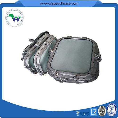 Marine A0 Fireproof Rectangular Window
