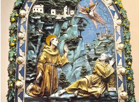 BARGA: I capolavori dei Della Robbia a confronto.