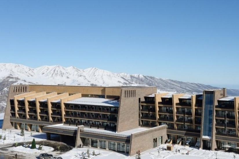 """""""Shahdag"""" Ski Resort."""