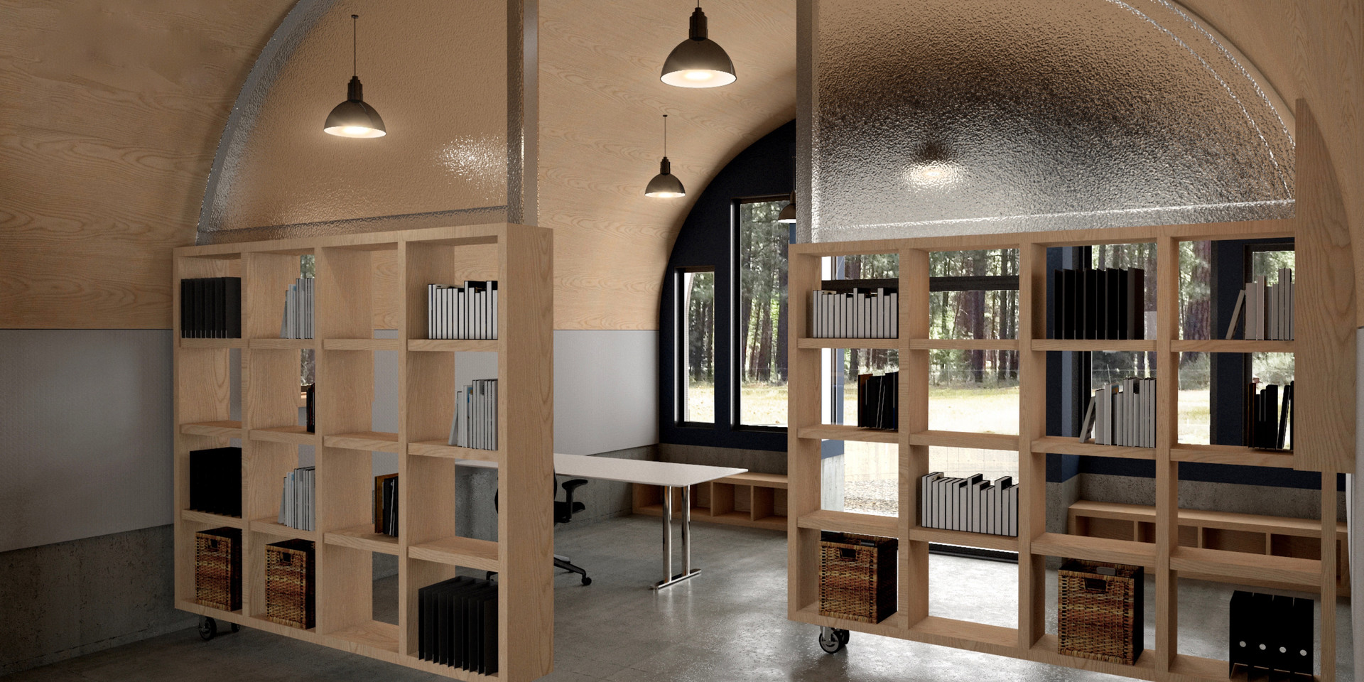 Interior View 2 - 3D Visualization - 09-