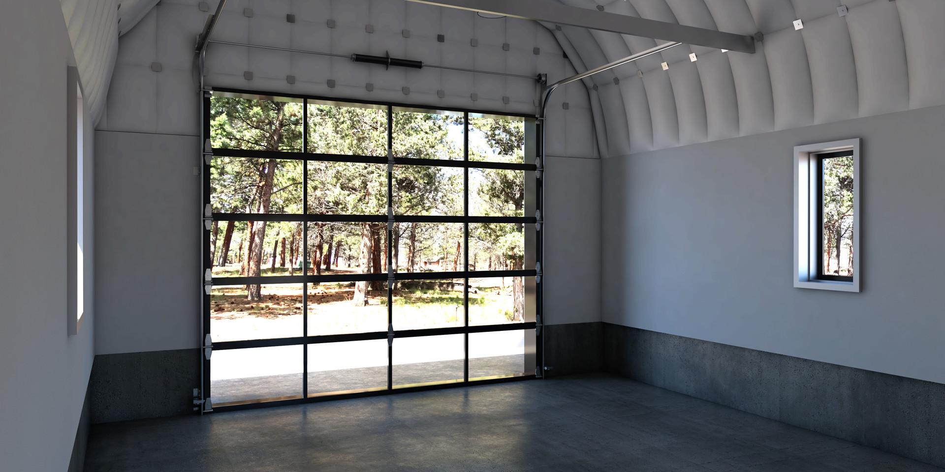 Small Workshop Interior_original setting