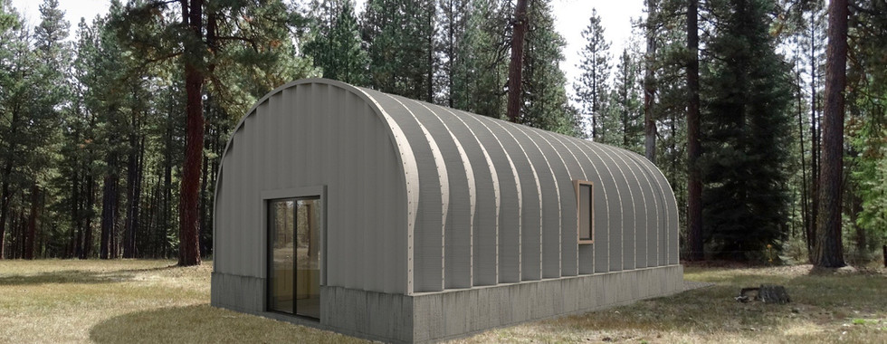 Exterior View 2 Opt 2 - 3D Visualization