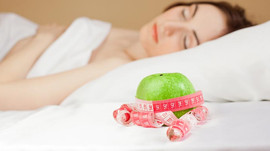 Sleeping Your Way Into Weight Loss?