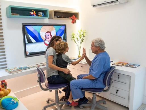O atendimento Odontológico centrado na pessoa. Uma abordagem centrada na família.