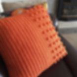 How to Crochet the Burst of Sunshine Pillow