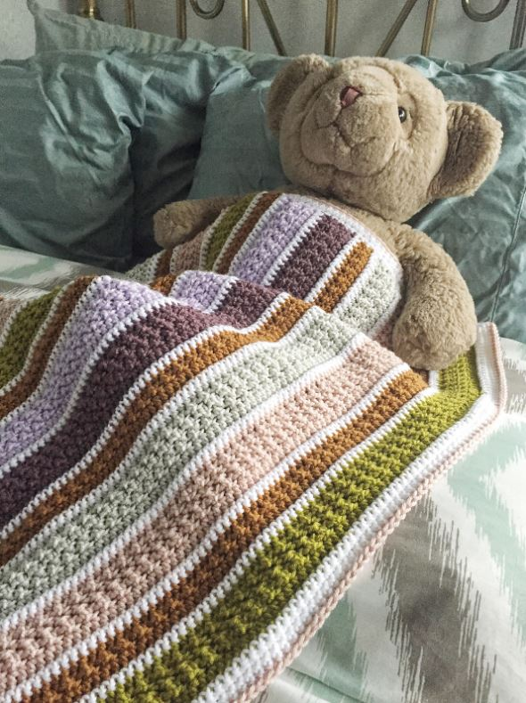 The Bellame Baby Blanket