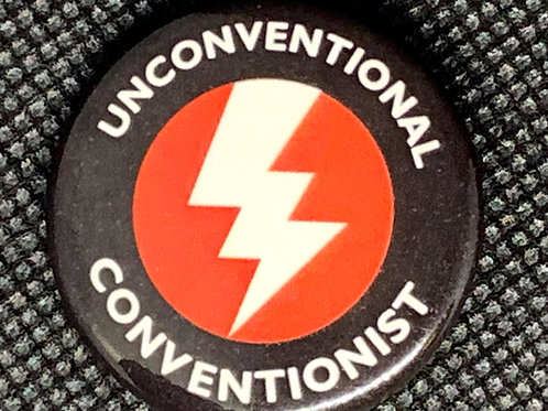 Unconventional Conventionist (black)