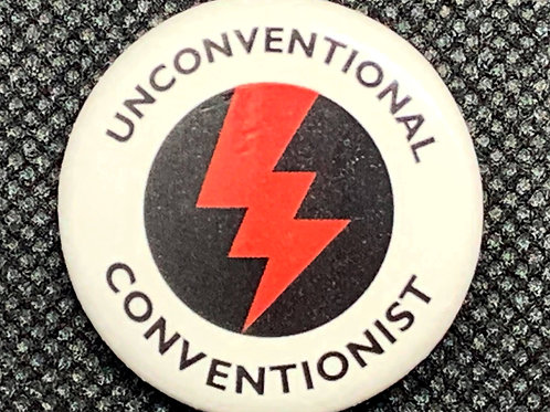 Unconventional Conventionist (white)
