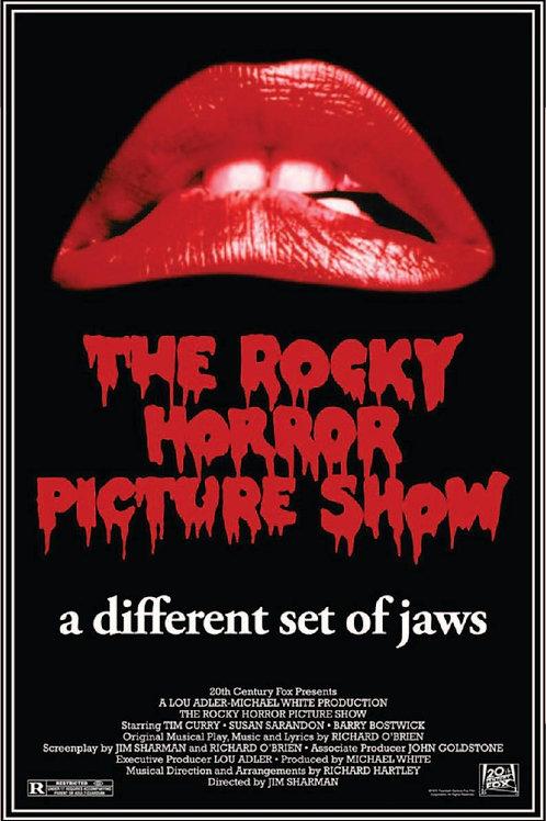 Rocky Horror Poster (11x17)