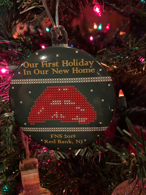 First Christmas in Red Bank Ornament