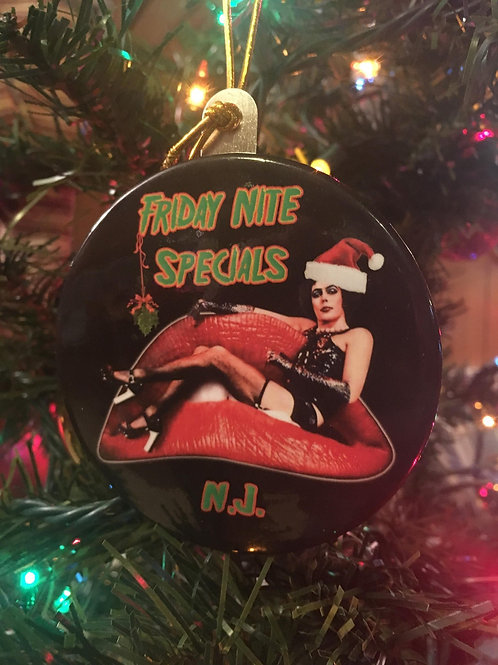 Frank N Furter Ornament