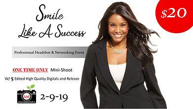 Smile Like A Success