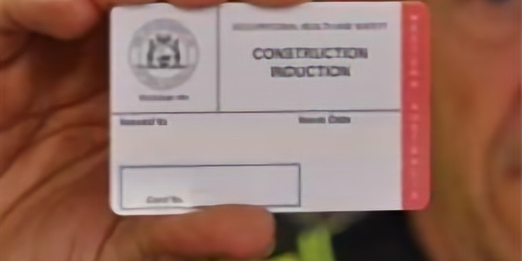 CPCCWHS1001 (Whitecard) Prepare to Work Safely in Construction Industry