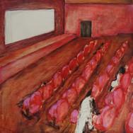Cine Yara 60x60cm oil/canvas 2020