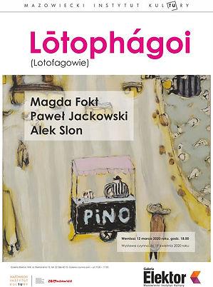 plakat lotofagoi