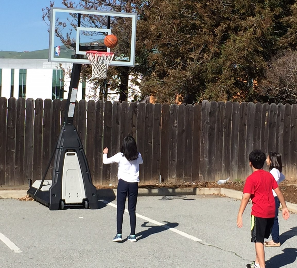 Basketball & other sports/activities