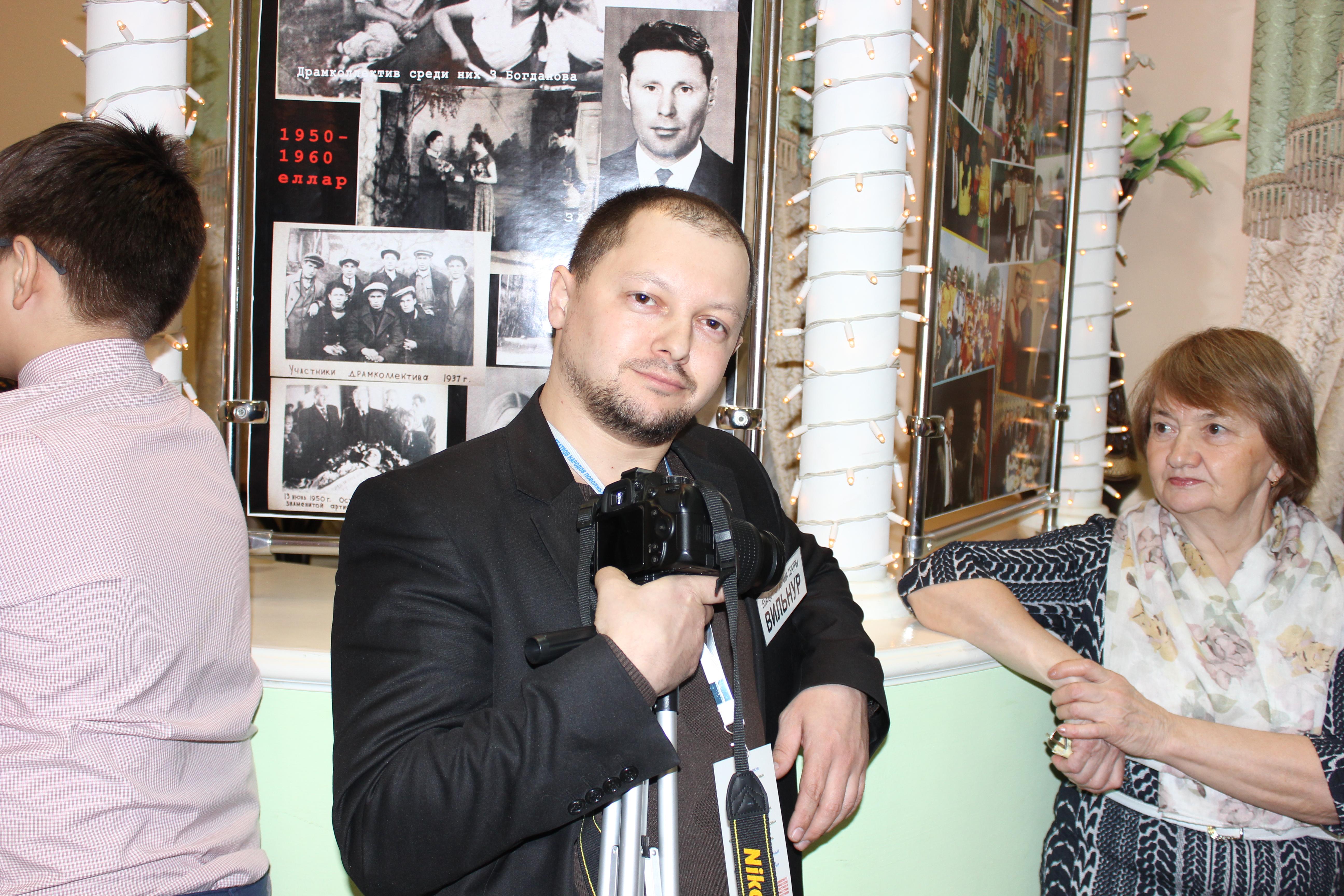Вильнур Шайхутдинов