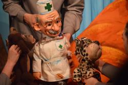 Айболит кукольный спектакль