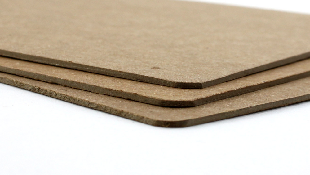 Chipboard thickness
