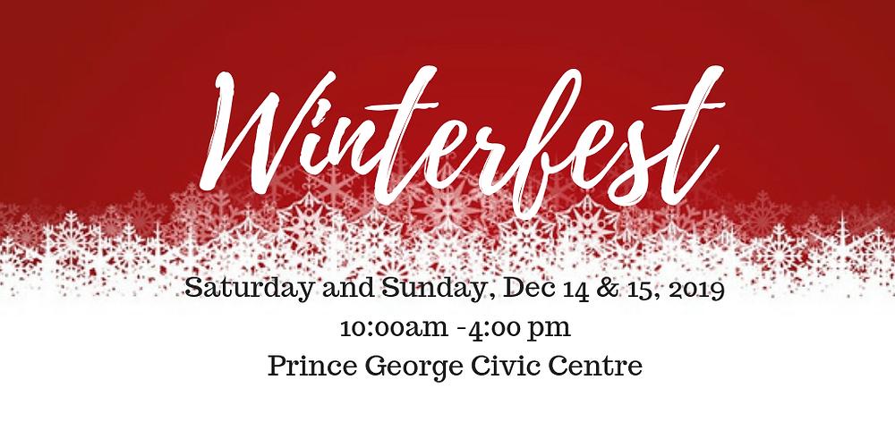 Winterfest Prince George BC Market