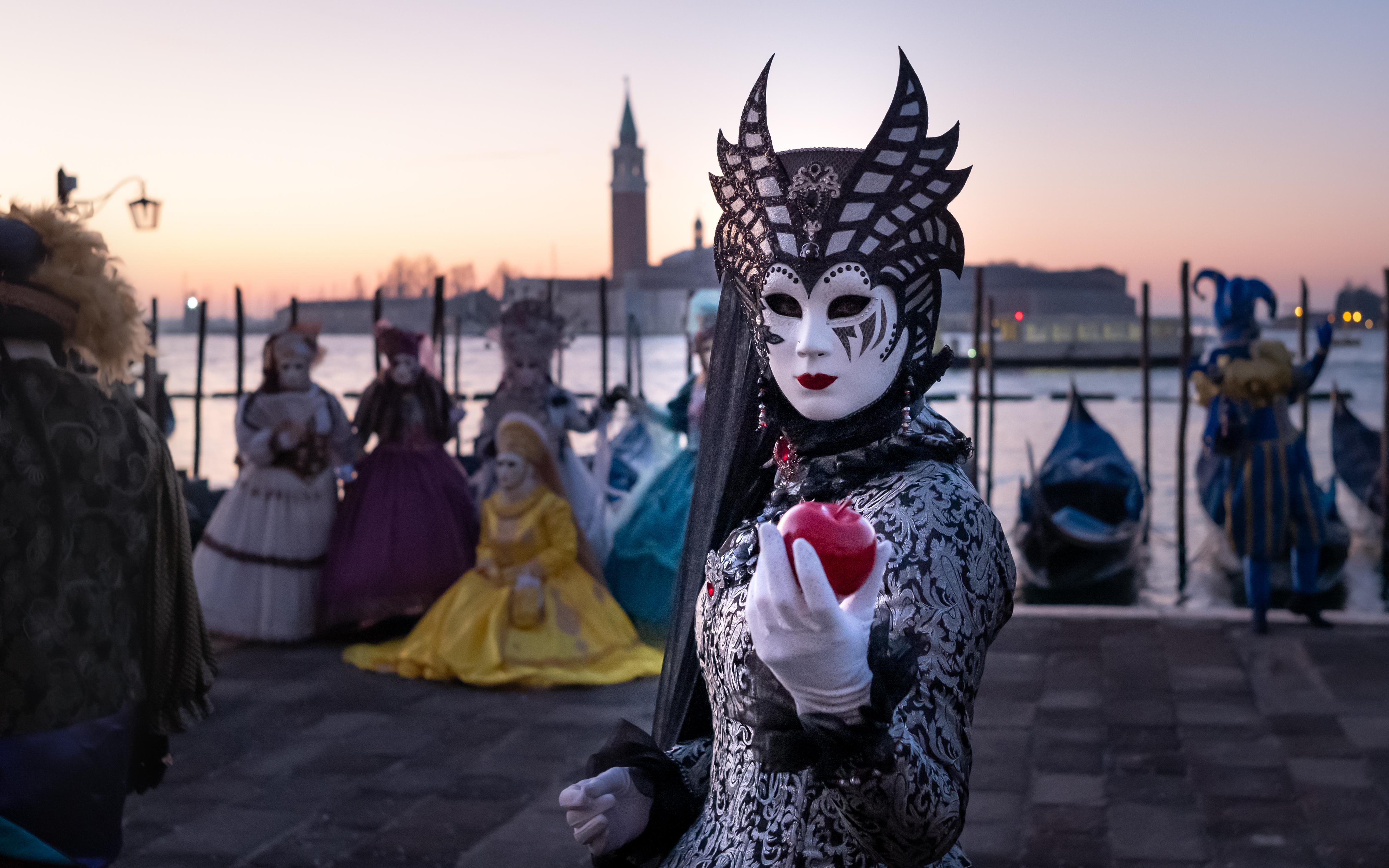 Carnevale di Venezia 2020 f