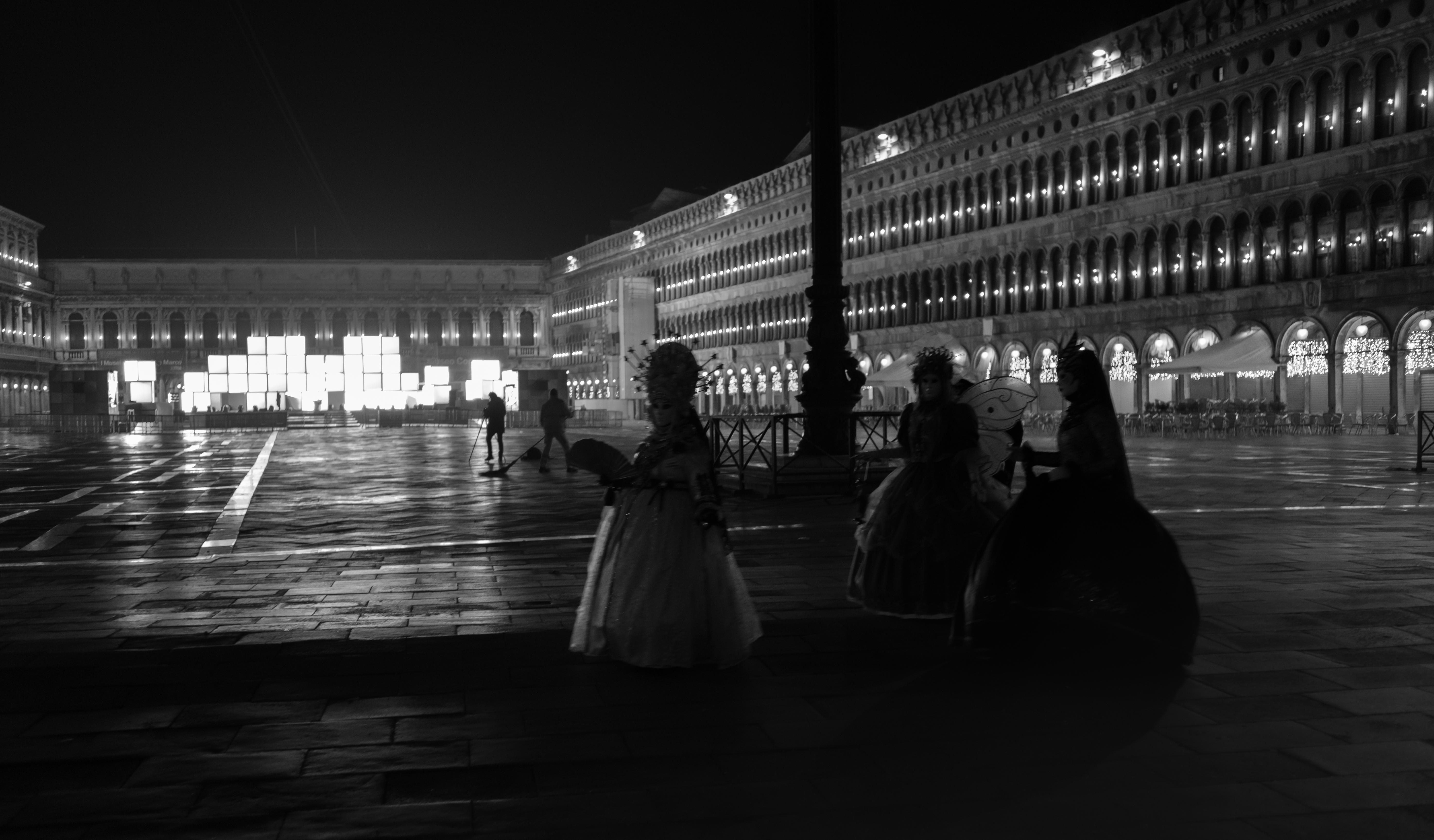 Carnevale di Venezia 2020  h