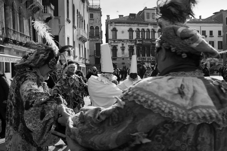 Carnevale di Venezia 2020 b