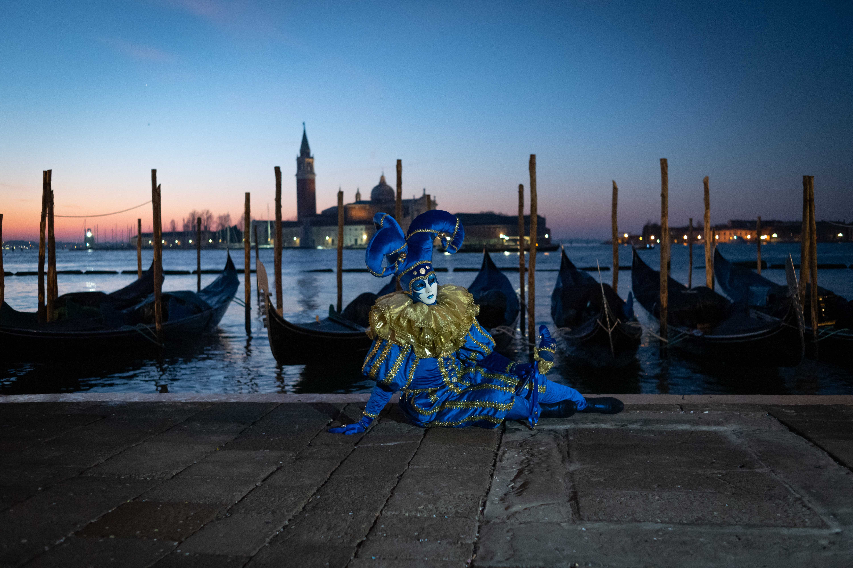 Carnevale di Venezia 2020  d