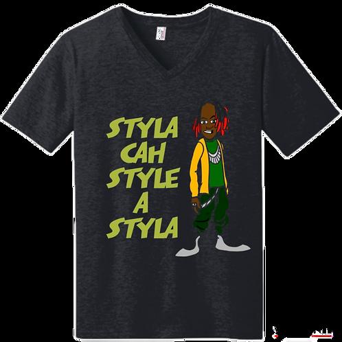 STYLA V-NECK SHIRT