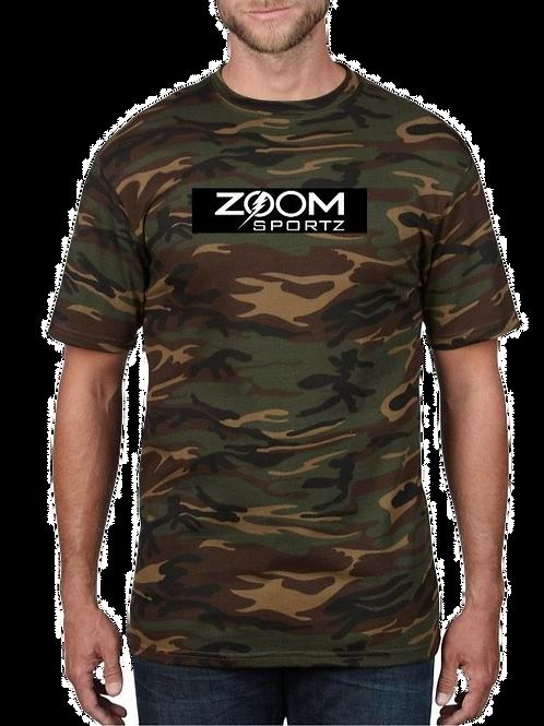 Camo Block Zoom Sportz Shirt