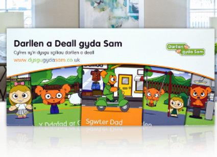 Darllen a Deall gyda Sam