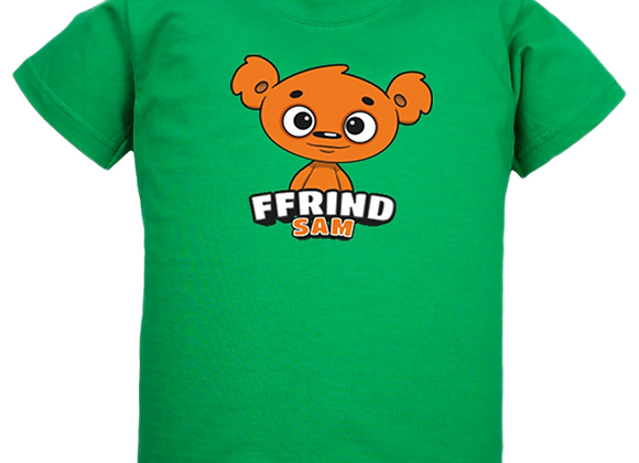 Ffrind Sam T-Shirt
