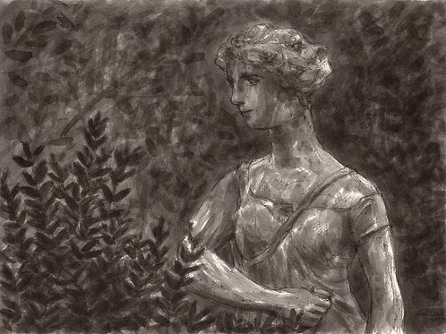 """""""Lady in the Garden"""""""