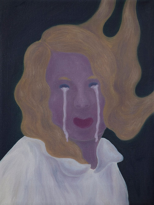 """Portrait of a Woman in Love"""