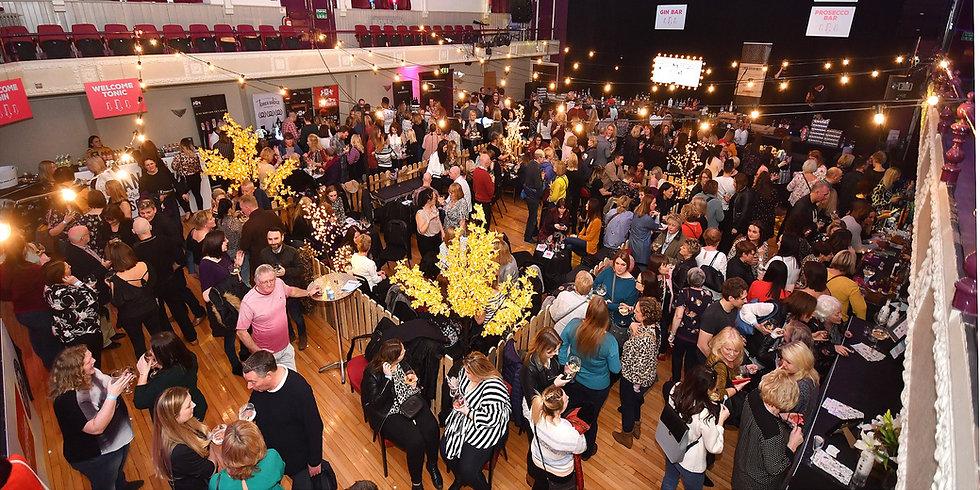 Leeds Gin Festival Yeadon Town Hall
